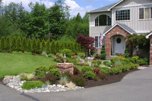 garden design with increase the landscaping curb appeal of your new jersey home or with winter