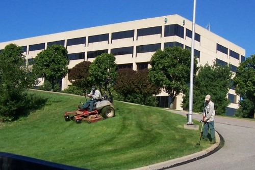 commercial landscaping mahwah new jersey
